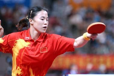 世乒赛集齐四项冠军国乒仅五人做到,张怡宁无缘,刘诗雯成全能王