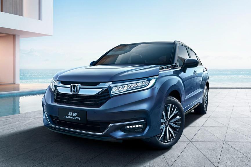 广汽本田2020款冠道导购,推荐两驱智享版和四驱尊享版