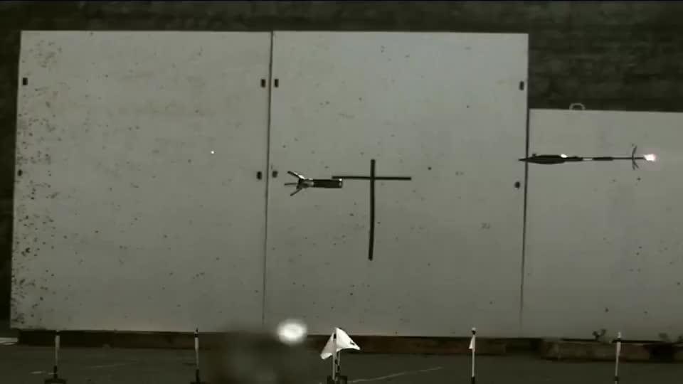 以色列铁拳反导系统太强悍,完美拦截超音速穿甲弹