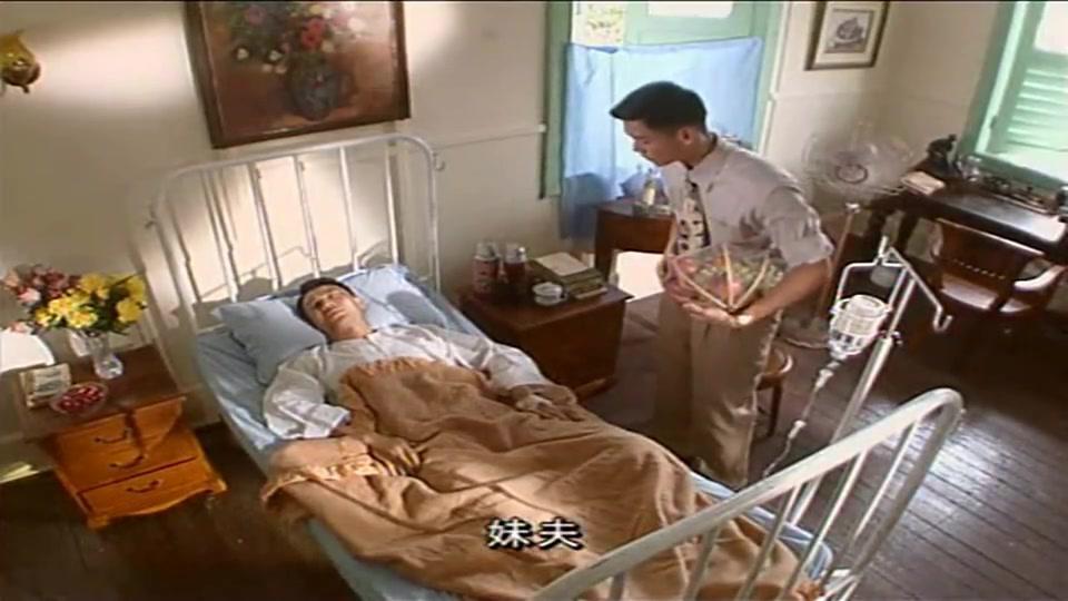 小娘惹:老版的陈锡,罗伯张,黄天宝可真是三大美男啊,太帅了