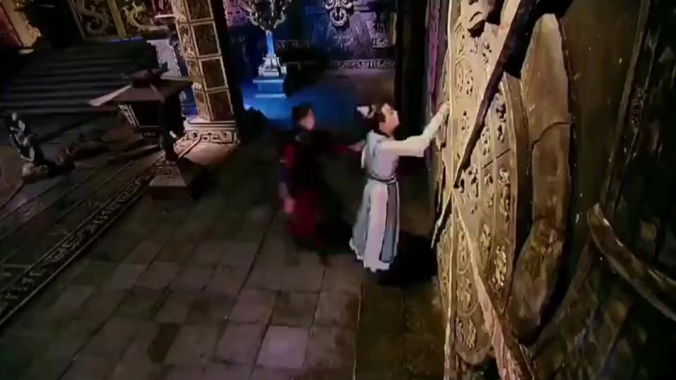 《古剑奇谭》第19集:大师兄、晴雪等人上前阻敌,兰生破阵