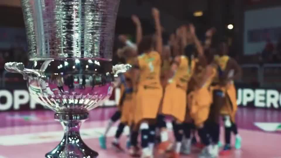 露天下的激情!2020意大利女排超级杯After Moive!
