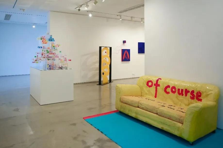 重塑 X RE'VAN 艺术展在年代美术馆开幕