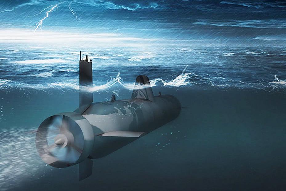 """波塞冬:全世界最强核鱼雷,射程高达1万公里,堪称""""末日武器"""""""