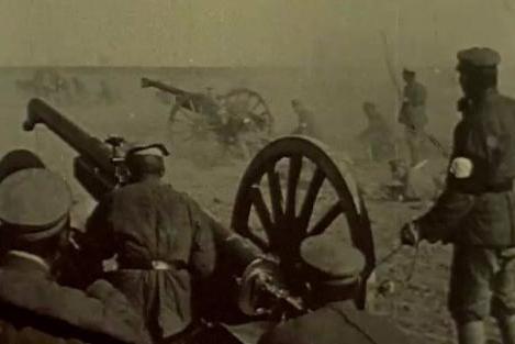 安亭城被夺走,齐燮元派出督军,没想到引发三个营士兵不满而哗变