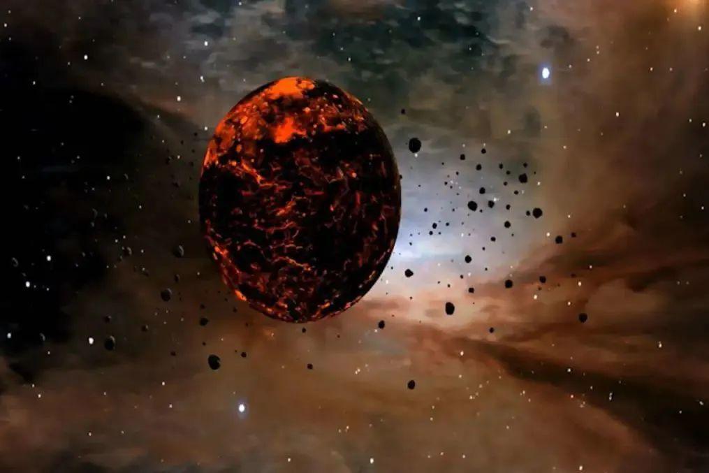 """在520光年外,利用甚大望远镜,首次直接观测到""""行星""""诞生!"""