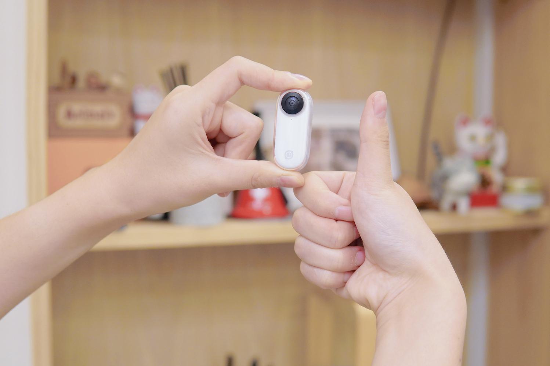 糖纸众测丨用 Insta360 GO 换一个角度看世界