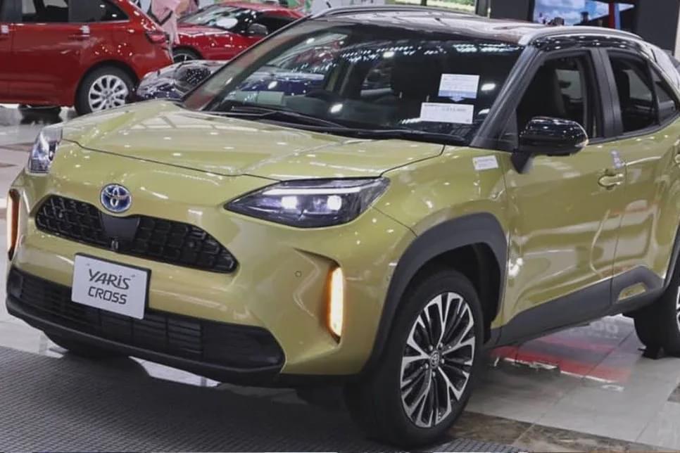 丰田全新车型发布,定位低于C-HR或以性价比取胜