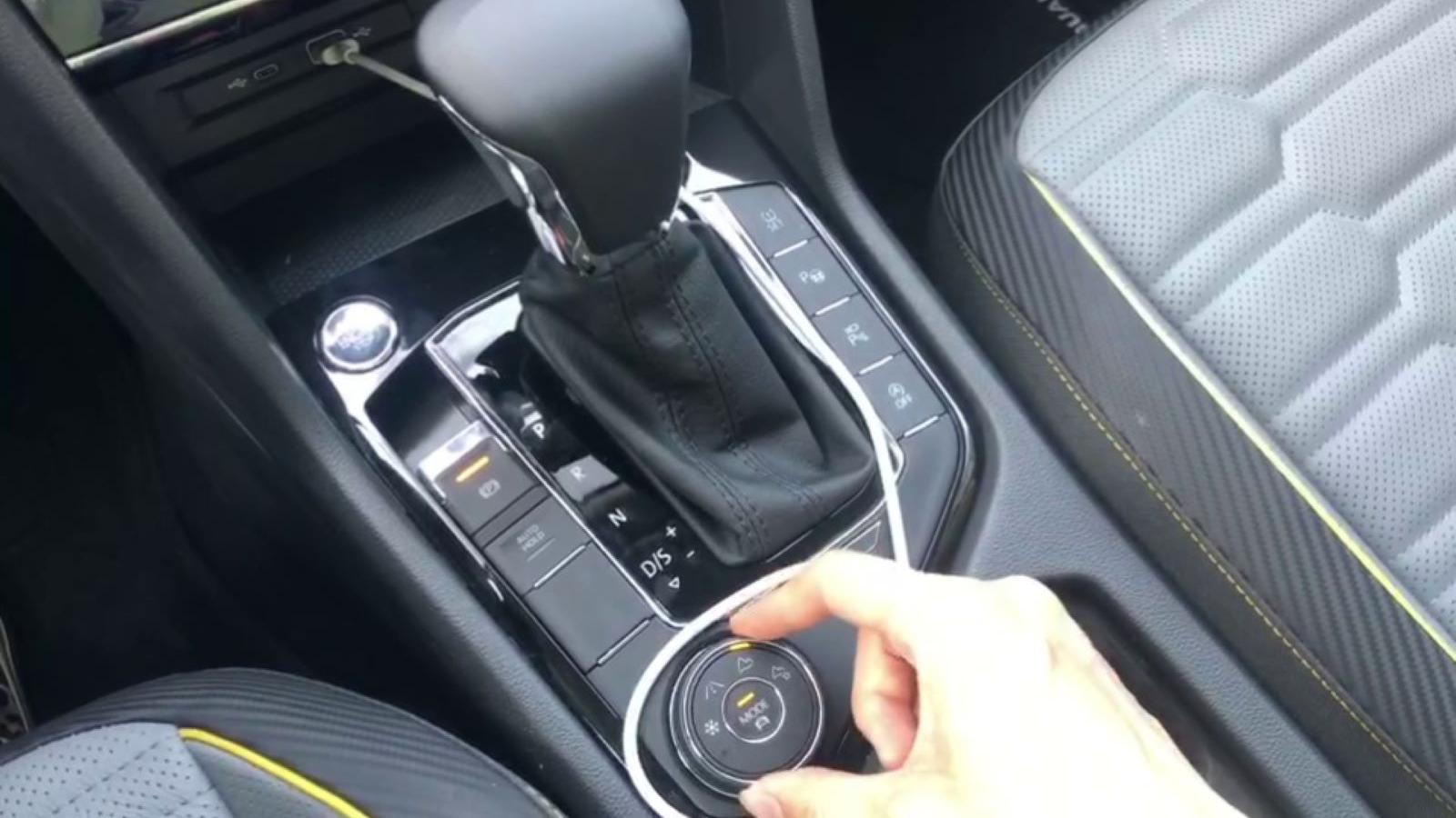 视频:大众途观 X的驾驶模式丰富,可根据需求进行选择