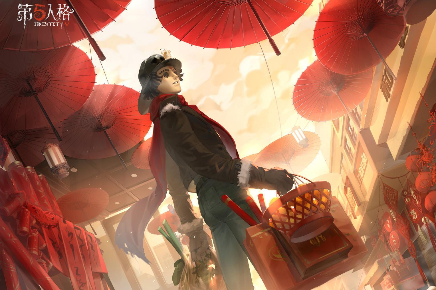 第五人格:唐人街只是新春前奏,皮肤返场虽好,别被它套路了
