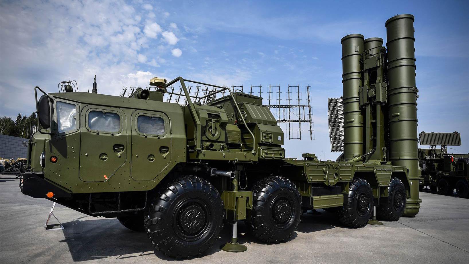 """美俄中反导呈""""三足鼎立""""局面!俄S-500装备到位,萨德落伍了"""