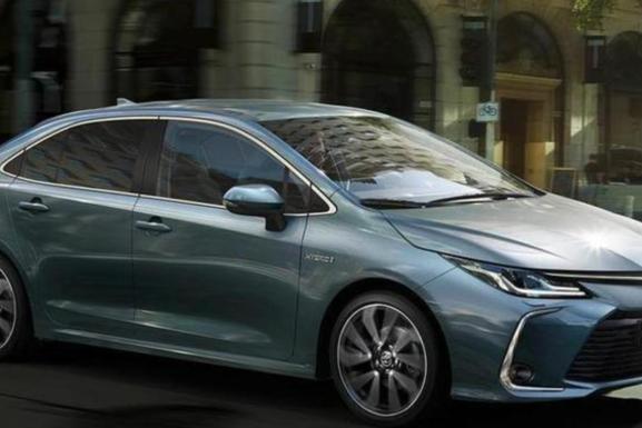 丰田新款卡罗拉海外市场开售 小幅度修改