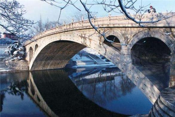 """有千年历史的赵州桥,却早已""""消失""""了,梁思成:失去了历史底蕴"""