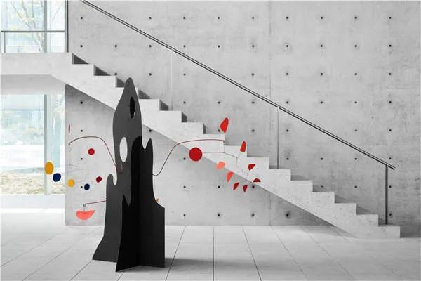 安藤忠雄设计的和美术馆即将开放