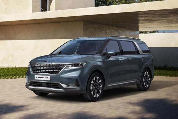 V6动力、座椅还能旋转,起亚全新中大型MPV将亮相北京车展