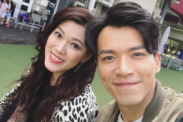 TVB大小姐剧透与送水辉感情线将分开发展 鼓励许家杰多拍正剧