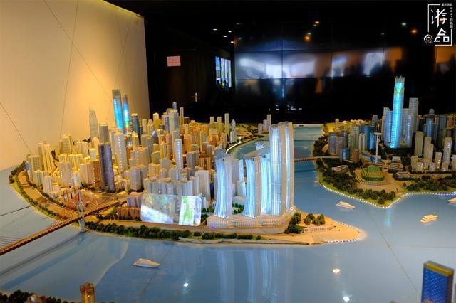 漫游山城:见证重庆的未来,城市规划展览馆提前为你揭秘