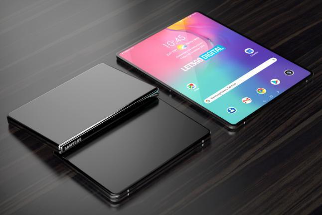 连平板都不放过!三星折叠平板Galaxy Tab Fold曝光