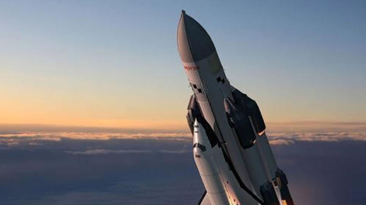 俄罗斯将基于暴风雪号研制新型航天飞机,以取代联盟号飞船