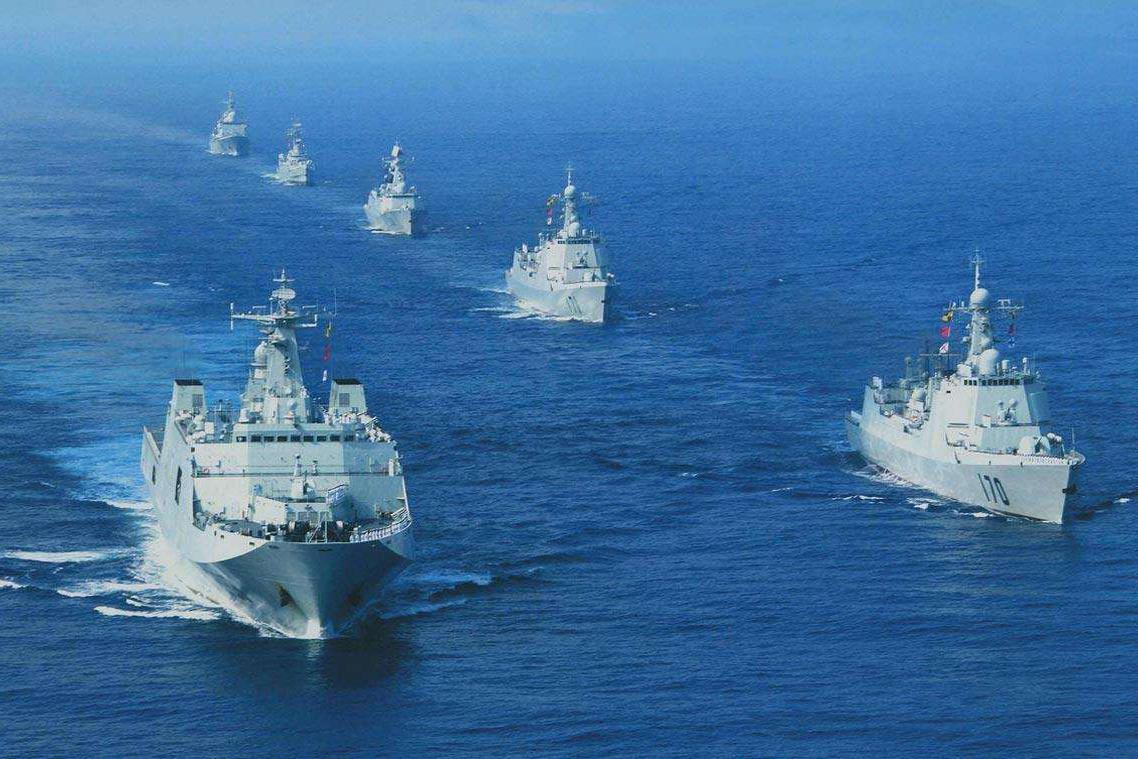 和美国一东一南?日本公开宣称:服役新型反舰导弹,针对东海舰队