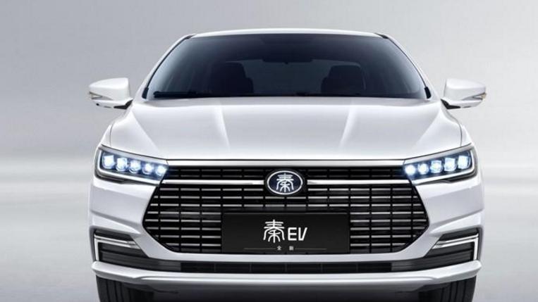视频:比亚迪秦EV新增出行标准版车型,补贴后售价为14.68万元