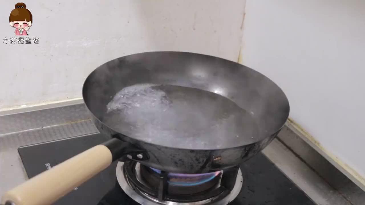 """""""红薯叶""""最近火了,大厨教的好方法,出锅香味四溢,翠绿不变色"""