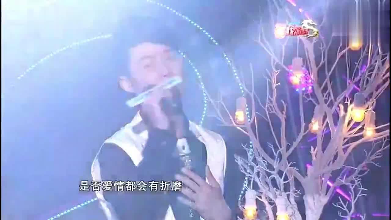 陈明助力李成儒儿子李大海演唱《等你爱我》