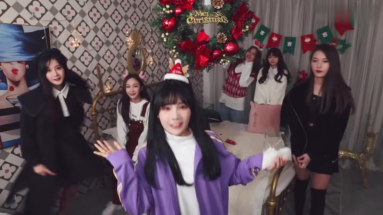 SNH48 圣诞特辑心引力MV