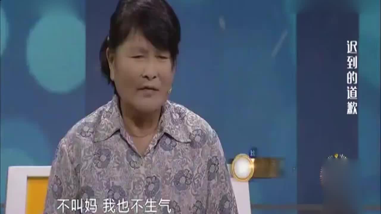 65岁农村大姐一上台,满头黑发,涂磊:你这头发是染的吗?