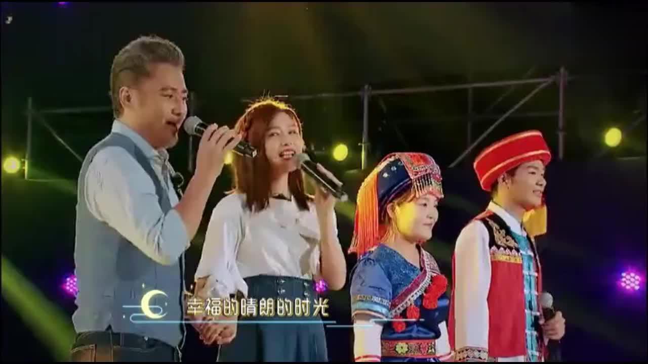 陈妍希吴秀波深情对唱《想把我唱给你听》也太好听了瞬间被圈粉