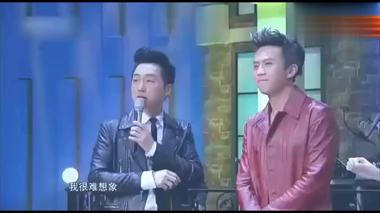 模仿大王邓超,模仿刘德华,刘欢,张宇台下一片欢呼,简直神了