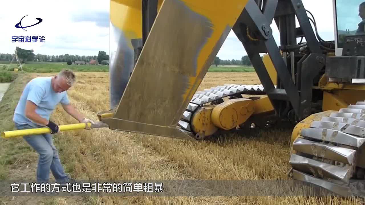 """美国发明世界""""最牛""""浇地机械,1小时可以浇160亩地,太先进了"""