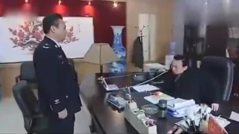 公安局长为百姓伸张正义,硬顶政法委书记,怎么办