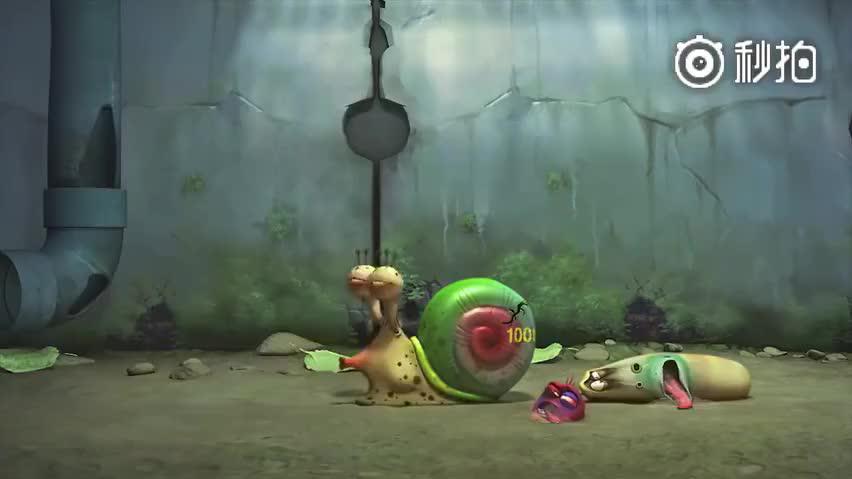 为什么蜗牛可以那么的样子,看完才知道它的秘密