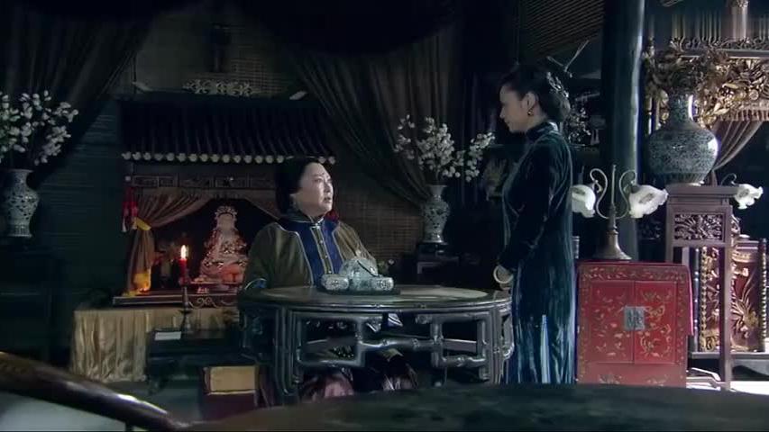 小妾改嫁不想带走孩子,怎料前儿媳霸气说她来养,豪门婆婆都懵了