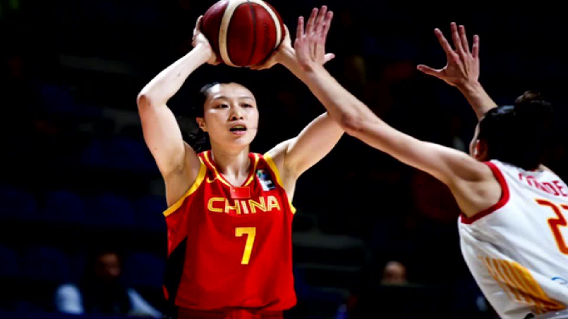 官宣:中国女篮一姐加盟四川女篮 将代表川军参加下赛季联赛