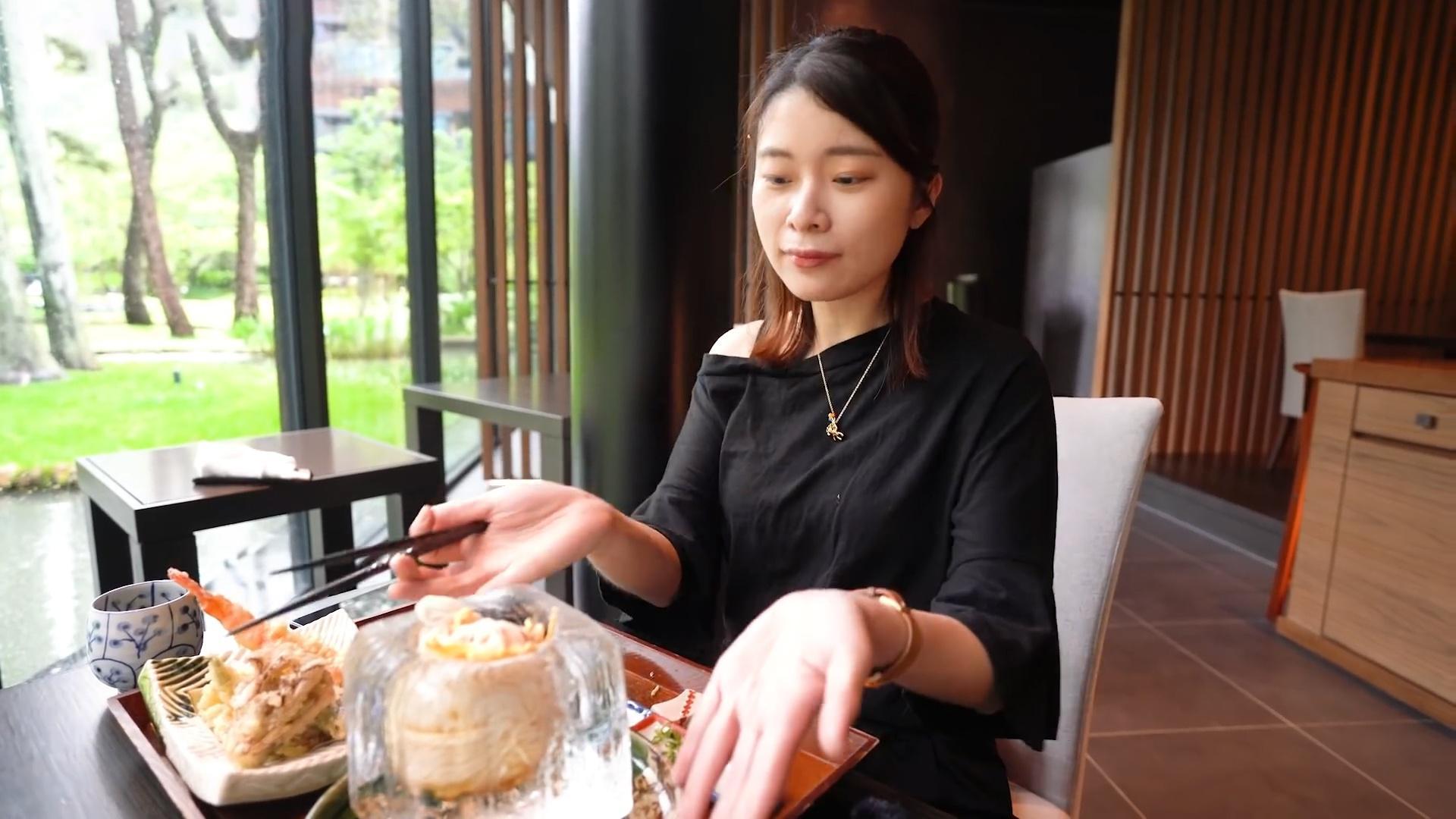 台湾最贵饭店度蜜月,吃精致日料泡温泉,宛如置身轻井泽