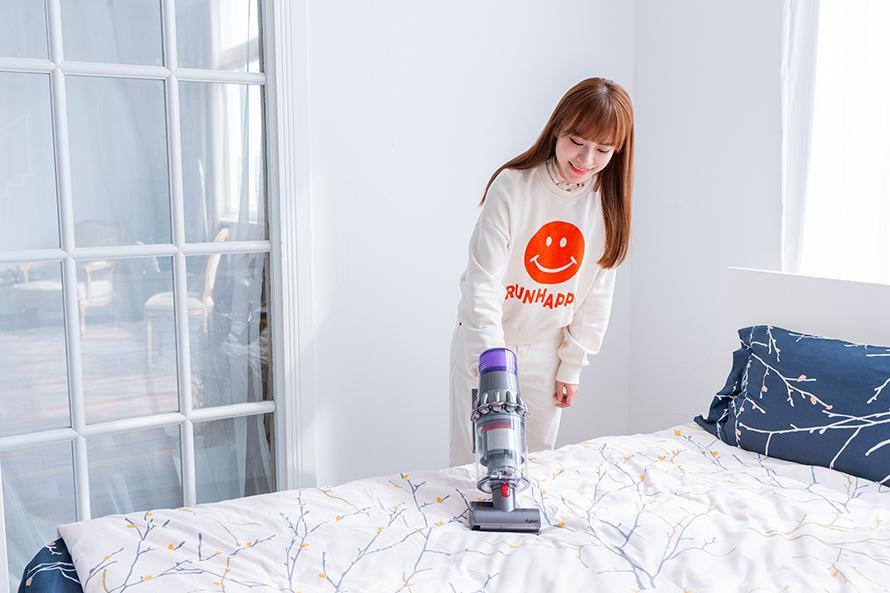 戴森V11 Absolute Extra无绳吸尘器:全新升级 全屋清洁更省力