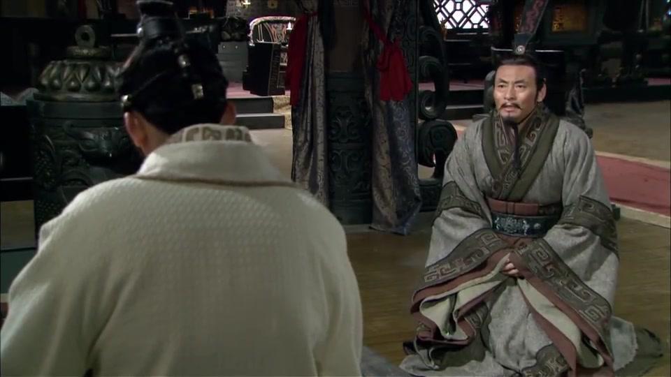 大秦帝国:秦王为范雎撑腰:有啥恩怨给我说,我替你伸张!霸气