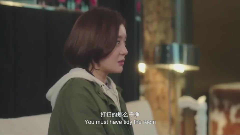 袁姗姗演技真好,一个眼神,女王气场出来了