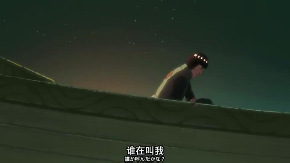 火影:凯八门遁甲对决卡卡西,卡卡西能接下他的夜凯吗