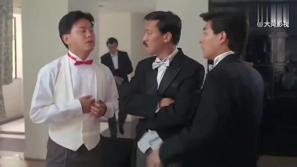 吴君如陈百祥戏里结婚,让陈百祥签下不平等条例,这段真是笑死了