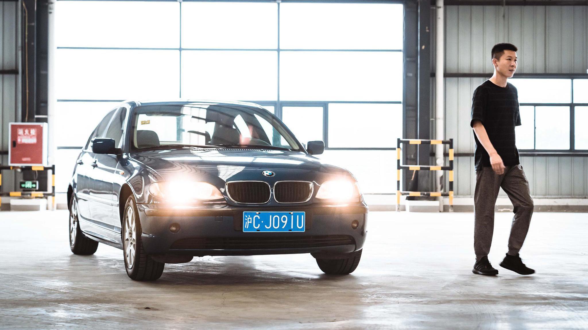视频:3系往事终曲——将E46代BMW 318揽入怀中