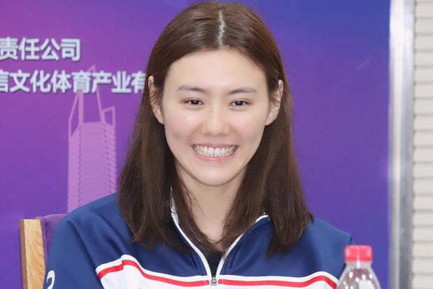 全能!泳坛女神刘湘50米自由泳逆转夺冠,体能测试高居第一名