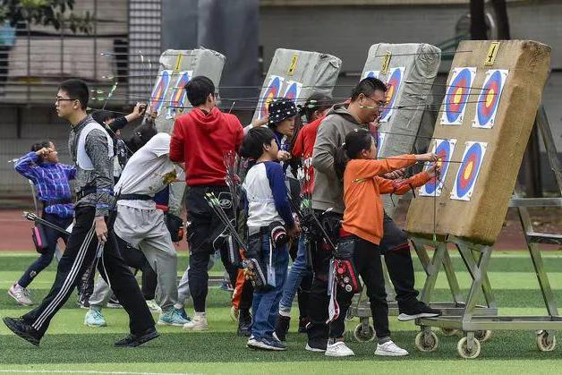 """2020年""""百千万""""襄阳市全民健身赛事活动 看51名箭客一决高下!"""