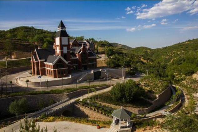 藏在山西太原的一座欧式风情小镇,充满异域风情,免费开放