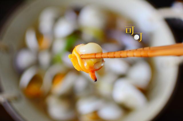 蛤蜊不用蒸蛋,这么烧汤鲜味美,还特别简单,上桌连汤喝干净