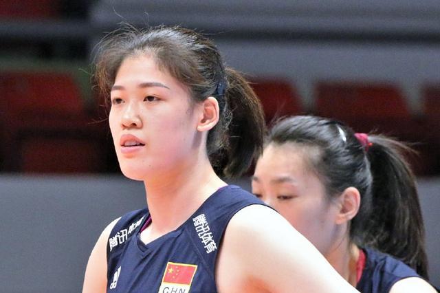 因中国女排一姐成功续约而受益,天津女排或贡献三位东京奥运国手