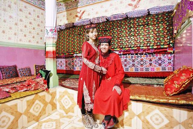 夜访塔吉克族,生活在帕米尔高原的游牧民族,热情好客的民族