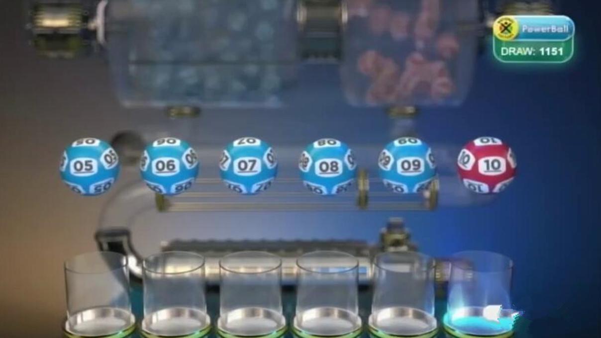 南非彩票开出5,6,7,8,9,10连号,竟有20人中头奖
